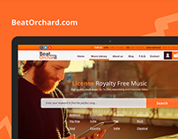 Beat Orchard Homepage