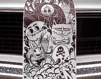 Serum Skateboards