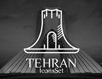 Tehran Icone Set