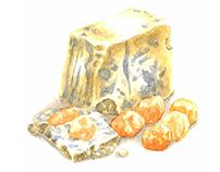 Cheesy Pattern