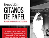 """Exposición """"Gitanos de Papel"""""""