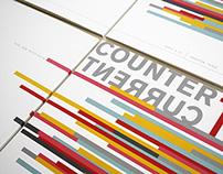 CounterCurrent Festival Identity, Website & Catalog