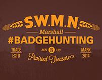 Badge Hunt Logo