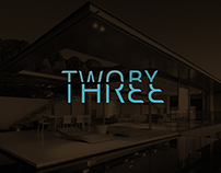 BRANDING Two by Three