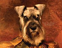 La Belle Ami -Pet Portraits
