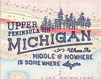 Upper Peninsula, Michigan Tribute