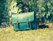 Tortus Bags - Style Shoot