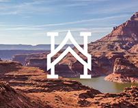D.R. House Photography Logo