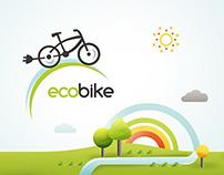 EcoBike - website & branding