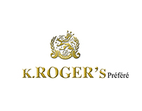 k.ROGER'S Cookies Packaging Design