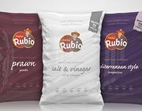 Patatas Rubio.