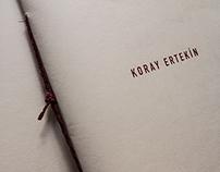 Koray Ertekin | Photography Book