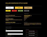 EFES Campaign Websites
