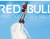 Red Bull Flyboard event