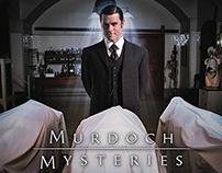 CBC TV: MURDOCH MYSTERIES