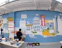 Facebook - Mural