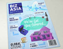Biz Asia Magazine Promo