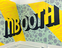 MBooth Office Mural