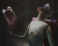 Magic Man- Adventure Time