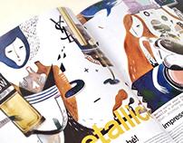 Illustration for NYLON magazine