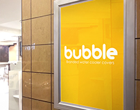 Bubble - Flyer & Trade-show Design