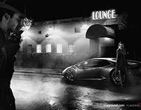 A new light in the shadows - The Lamborghini Huracán