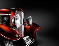 1932 Model B Ford