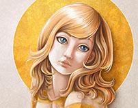 DIgital Portraits Girls