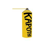 Kapothi : bug spray brand