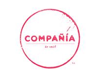 Compañía de Café: Brand Identity Design