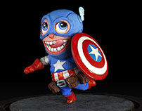 The Baby Captain America