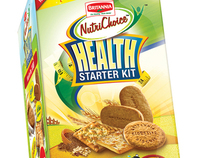 Britannia Nutrichoice Health Kit