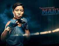 H/ M for Mary Kom