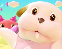 YAMMY DOGGY DOG - CHARACTER BRANDING