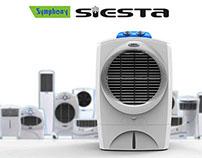 Air Cooler Design for Symphony Limited