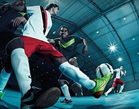 UKFUTSAL Promotional work