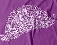 Movember T-shirts 2014