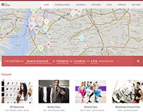 CITY GUIDE Directory  Wordpress Theme