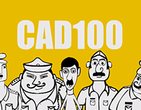 UP Police CAD Explained