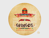 Gringo's Parrilla Mexicana - Visual Identity