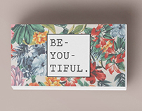 Be.You.Tiful _ Tropical Fashion | brand | מיתוג אופנה