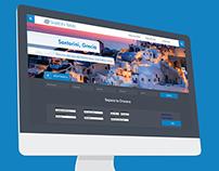 Sharon Travel Website