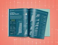 A Shift in Nuclear Powers / Popular Science Magazine