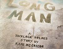 The Long Man, comic book