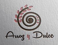Arroz y Dulce Branding