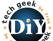 Logo DIY Tech Geek