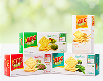 AFC Nutrition Packaging