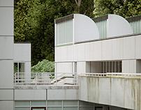 CGI--Bauhaus Archiv