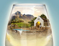 KWV / World in a Glass