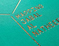 Mapping Jabal Al Natheef